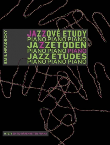 Jazz Etudes For Young Pianists