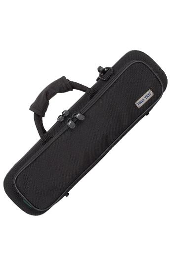 Protec Pro Pac Slimline Flute Case  (B & C Foot)