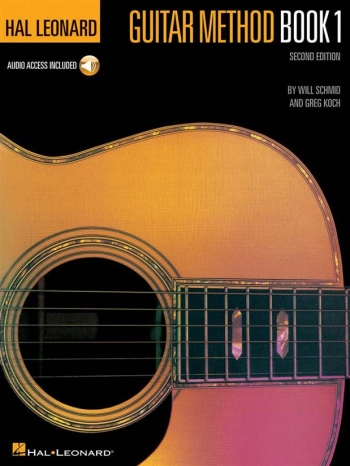 Hal Leonard Guitar Method Book 1:Guitar: Tutor: Bk&cd