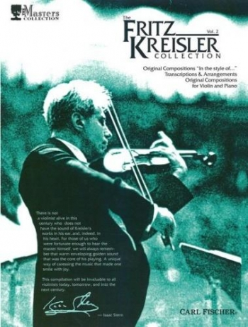 Collection: Vol2: Violin and Piano