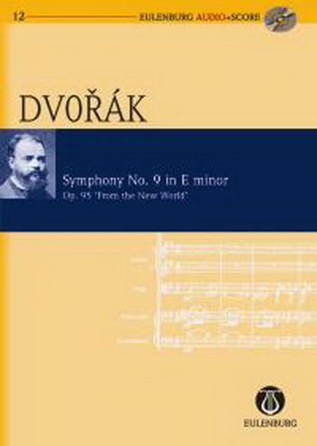 Symphony No9: E Minor: Op95: From The New World  (Audio Series No 12)