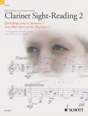 Sight-Reading: Book 2: Clarinet (Kember)