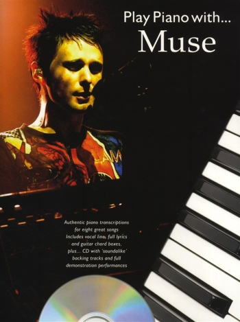 Play Piano With Muse - Piano - Bk&cd
