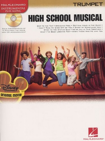 High School Musical: Selections: Trumpet: Book & CD