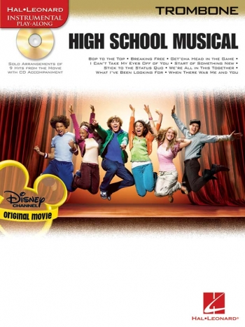 High School Musical: Selections: Trombone: Book & CD