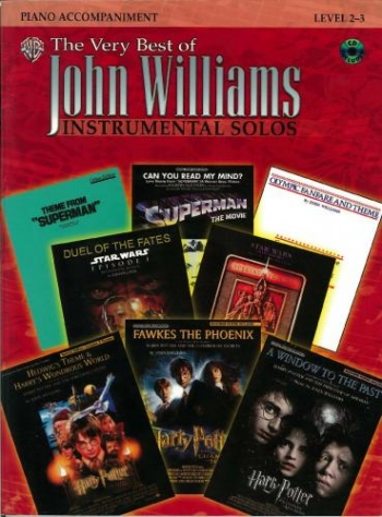 Very Best Of John Williams: Piano Accomp