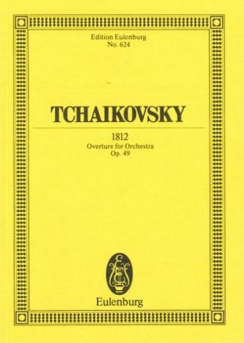 1812 Overture: Miniature Score