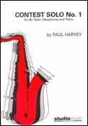 Contest Solos: No. 1 (Tenor Sax) (Paul Harvey)