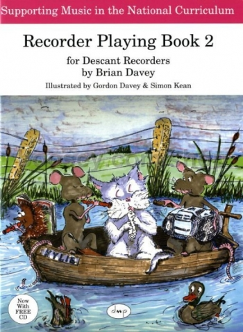 Recorder Playing In Colour Book 2: Descant Recorder (Davey)