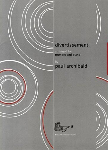 Divertissement: Trumpet & Piano (Brasswind)