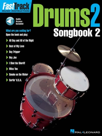 Fast Track Drums: Songbook 2