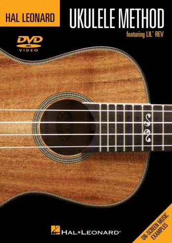 Ukulele Method: Dvd  (lil Rev)