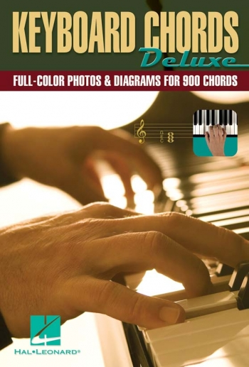 Keyboard Chords: Deluxe: Full Colour