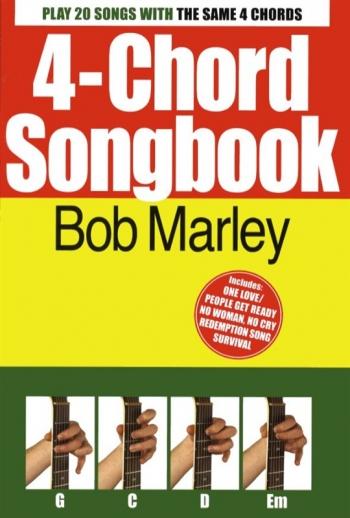 4 Chord Songbook: Bob Marley