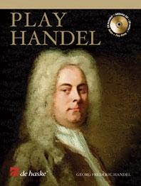 Play Handel: Saxophone: Book & CD