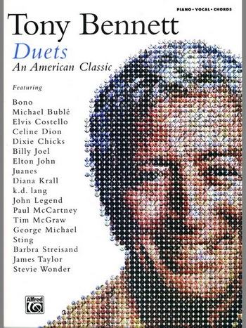 Tony Bennett: Duets: An All American Classic: Piano Vocal Guitar