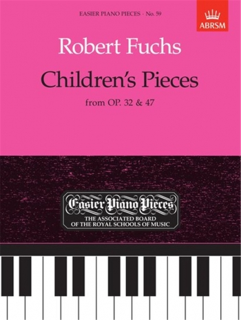 Childrens Pieces: Epp59 (Easier Piano Pieces) (ABRSM)