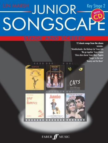 Junior Songscape: Stage and Screen: Ks2 (Marsh)