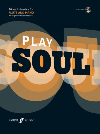 Play Soul: Flute: Book & CD