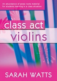 Class Act Violin: Teachers Copy