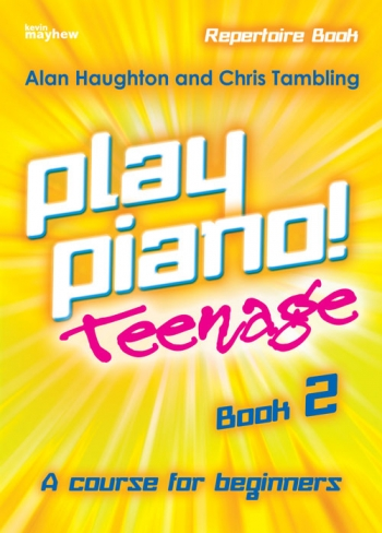 Play Piano Teenage Book 2 Repertoire  (Haughton & Tambling)
