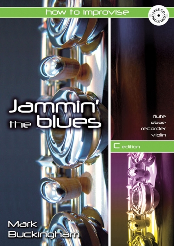 Jammin The Blues: How To Improvise: C Instruments