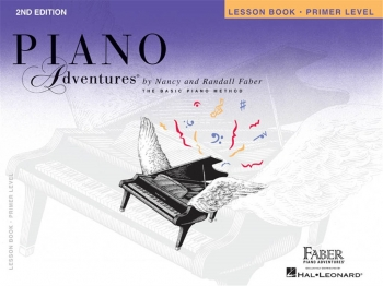 Piano Adventures: Lesson Book Primer Level