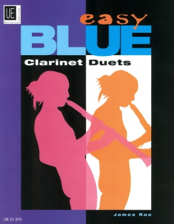 Easy Blue Clarinet Duets (Rae)