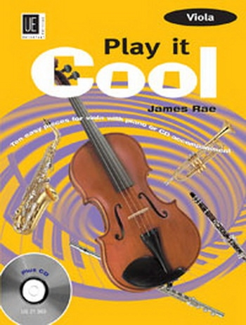 Play It Cool: Viola : Book & CD
