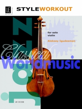 Style Workout Violin: Studies (igudesman)