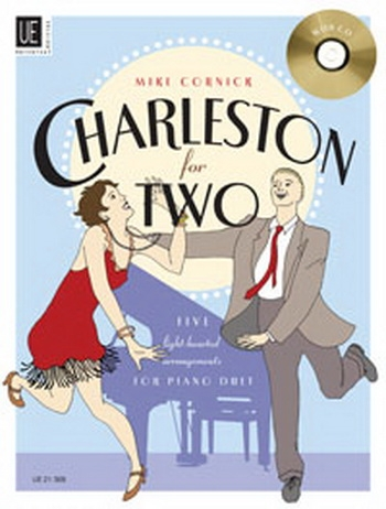 Charleston For Two: Piano Duet