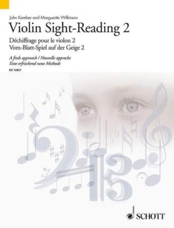 Sight-Reading: Book 2: Violin (Kember)