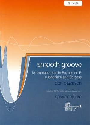 Smooth Groove: Tenor Horn: Bk&cd