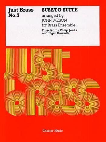 Susato Suits: Brass Ensemble: 10 Part  4 Tpt: 4 Tbn-hn-tba