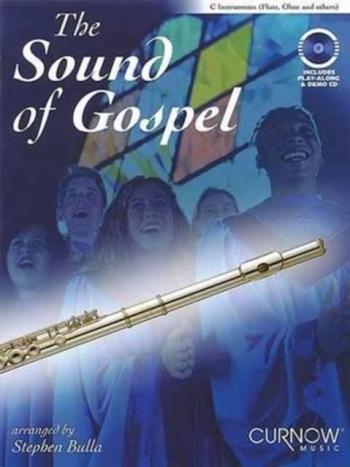 Sound Of Gospel: Flute Book & Cd