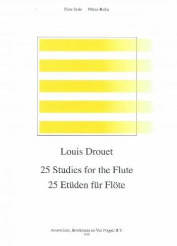 25 Studies: Flute