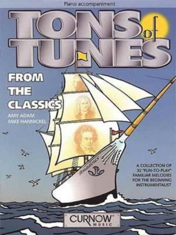 Tons Of Tunes: From The Classics Piano Accompaniment