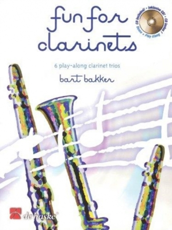 Fun For Clarinets: Trios (or Clarinet  Choir)