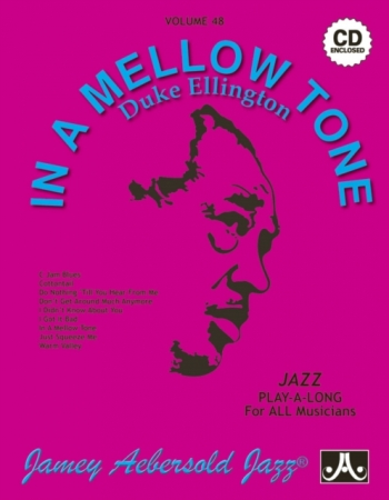 Aebersold Vol.48: Duke Ellington In Other Modes: All Instruments: Book & CD