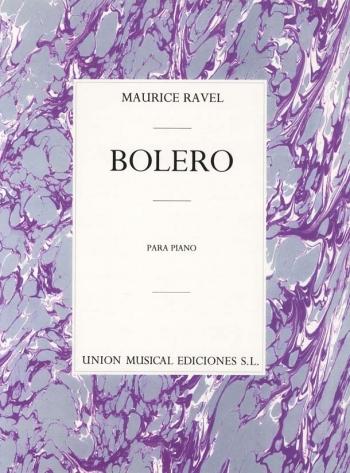 Bolero: Piano
