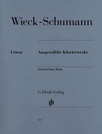 Selected Piano Works: Piano  (Henle Ed)