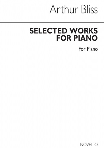 Selected Works (Archive Copy): Piano
