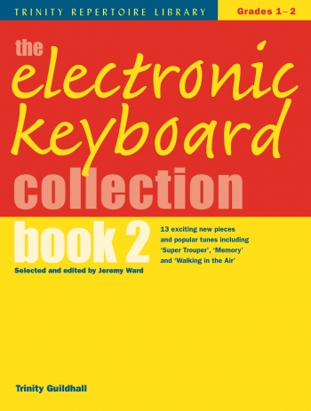 Electronic Keyboard Collection: Grade 1-2