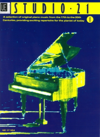 Studio 21: First Series Book 1 Piano Music