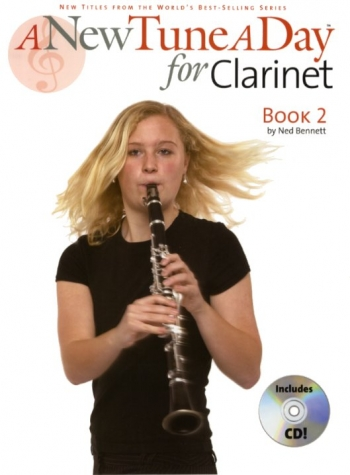 New Tune A Day: Clarinet: Book 2: Book & CD