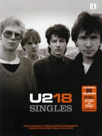 U2: Singles: Guitar