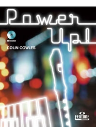 Power Up: Descant Recorder and Piano (cowles)