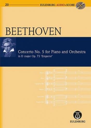 Concerto: Eb Major: No.5: Op73: Emperor  (Audio Series No 20)