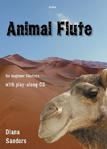 Animal Flute: For Beginner Flautists: Book & CD