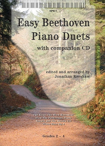 Easy Beethoven Piano Duets